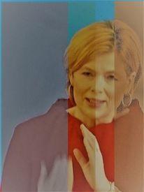 Frau, Gesicht, Kopf, Portrait