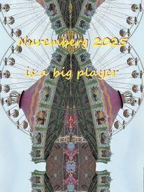 Kulturhauptstadt, Botschaft, Big player, Bewerbung