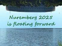 Kulturhauptstadt, Botschaft, Nürnberg 2025, Schweben