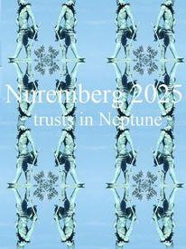 Nürnberg 2025, Neptun, Bewerbung, Kulturhauptstadt
