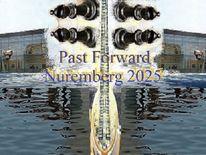 Architektur, Botschaft, Vergangenheit, Nürnberg 2025