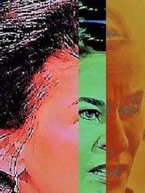 Kopf, Synthese, Umfrage, Menschen