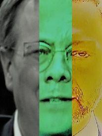 Umfrage, Mann, Kopf, Portrait