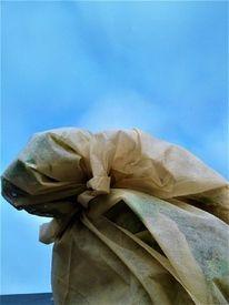 Sturz, Hülle, Gefallener präsident, Skulptur