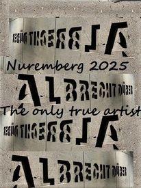 Dürer, Nürnberg 2025, Bewerbung, Kulturhauptstadt