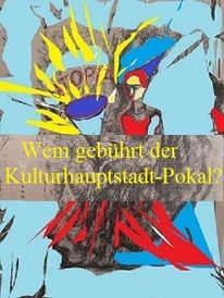 Illustration, Kulturhauptstadt, Comic, Satire