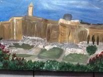 Jerusalem, Malerei