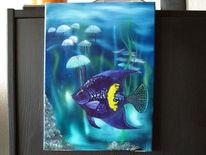 Fisch, Korallenfisch, Rotes meer, Unterwasser