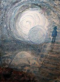 Ungewissheit, Geheimnis, Mond, Atmosphäre