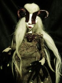 Puppe, Theater, Schrill, Hybrid