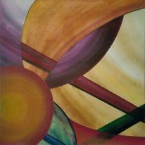 Malerei, Triptychon, Wirkung