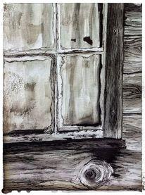 Alt, Haus, Holz, Fenster