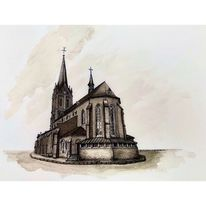 Kirche, Nikolaus, Mönchengladbach, Hardt