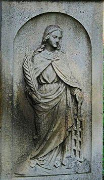Dame, Frau, Monument, Fotografie