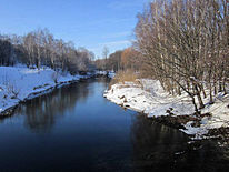 Fluss, Natur, Winter, Fotografie