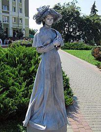 Fotografie, Statue