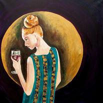 Wein, Portrait, Alkohol, Dunkel