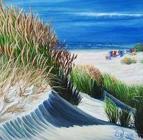 Sand, Sonne, Landschaft, See