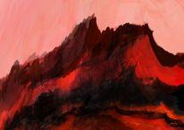 Digitale kunst, Berge