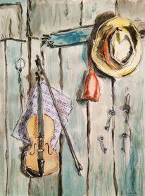 Dorf, Musik, Tanz, Malerei