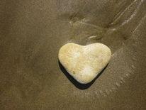 Stein, Natur, Herz, Geborgenheit