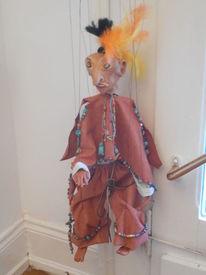 Spiel, Indio, Marionette, Kunsthandwerk