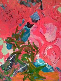 Malerei, Wachstum, Gen