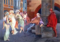 Malerei, Schön