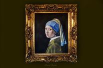 Frau, Deutschland, Jan vermeer, Gemälde