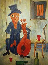 Malerei, Menschen, Befindlichkeit, Ausdruck