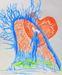 Herz, Instinkt, Tor, Leben