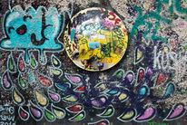 Roh, Tropfen, Berlin, Graffiti