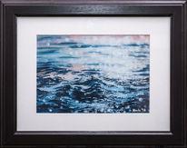 Meer, Funkeln, Realismus, Wasseroberfläche