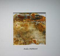 Malerei, Papierarbeiten, Entdeckung