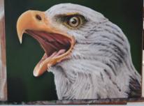 Stillleben, Malerei, Acrylmalerei, Portrait