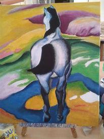 Malerei, Acrylmalerei, Fantasie, Abstrakt