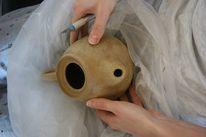 Glasur, Vase, Dekoration, Keramik