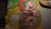 Schaf, Jesus, Malerei