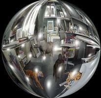 Atelier, Digitale kunst, Figural, Digital