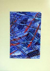 Ölmalerei, Malerei, Konstruktion