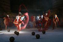 Improvisation, Tanz, Tageslichtfotografie, Bewegung