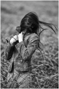 Tageslichtfotografie, Frau, Outdoor, Haare