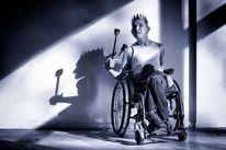 Schatten, Krone, Behinderung, Toleranz