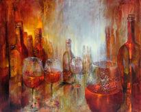 Partei, Silvester, Wein, Esszimmer