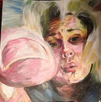 Hilflosigkeit, Malerei, Sicht