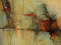 2012, Malerei, Geheimnis