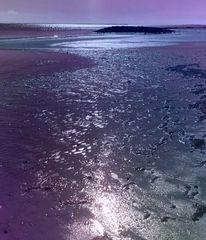 Watt, Romantik, Sehnsucht, Meer