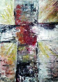 Malerei, Auferstehung