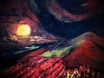 Malerei, Erleuchtung