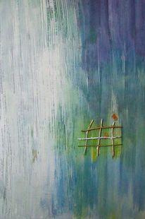 Malerei, Gitter